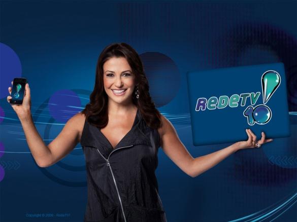 Resultado de imagem para rede tv 2009