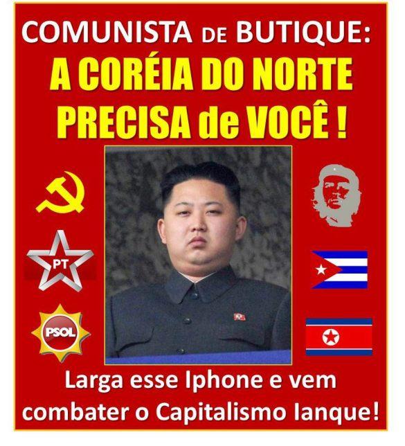 comunista de boutique