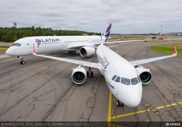 Resultado de imagem para A350 LATAM