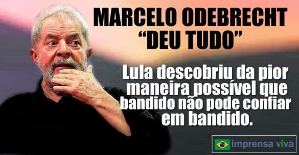 Resultado de imagem para Lula delação da Odebrecht